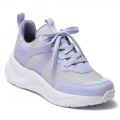 TENIS FEMININO VIA MARTE PLATAFORMA CANDY COLOR - 20-14904
